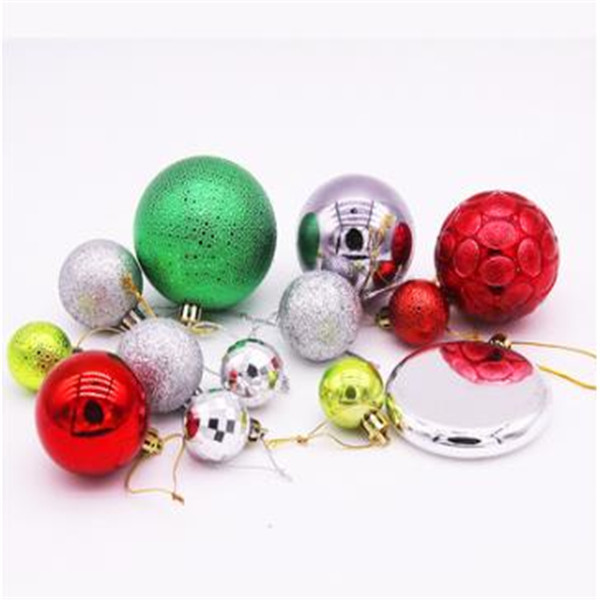 Christmas Tree Ornaments 02